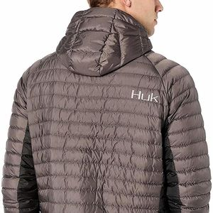 NWT Huk Men's Double Down Jacket